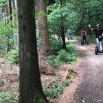Segway fahren im Teutoburger Wald Bielefeld